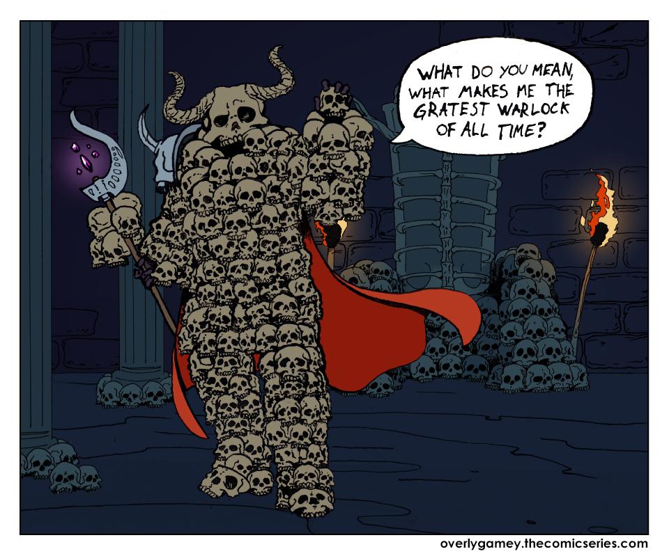 Gear Level: Skulls
